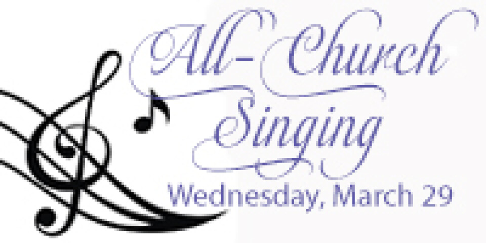 All-Church Singing